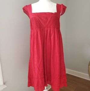 Supreme Dress Smocked Babydoll Dress